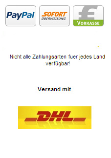 Zahlungsarten Car-Parts24.com