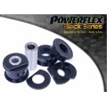 2x Powerflex PFR57-910BLK Rear Upper Front Arm Inner Bush...