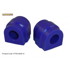 2 x Powerflex PFR5-4609-12 rear anti roll bar bush 12mm